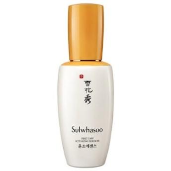 Sulwhasoo 雪花秀 ソルファス ファースト ケア アクティベーティング セラム EX 60ml 韓国コスメ
