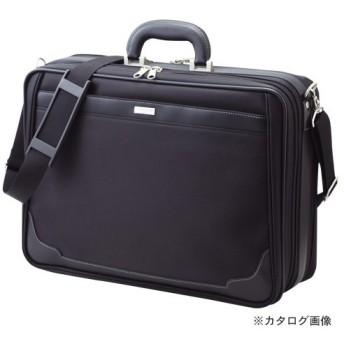 クラウン ソフトアタッシュ 黒 CR-AT200-B