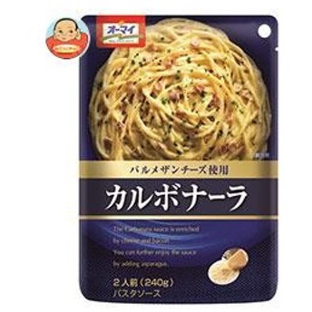 日本製粉 オーマイ カルボナーラ 240g×24個入