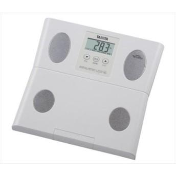 TANITA(タニタ) 体脂肪計付ヘルスメーター BF-049-WH ホワイト (体重計/体脂肪/BMI)