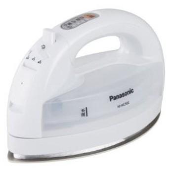 Panasonic コードレススチームアイロン NI-WL502-W