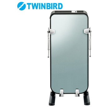 パンツプレス ズボンプレッサー SA-D719B 省スペース 消臭シート付 TWINBIRD (D) 新生活 アイロン 時間指定不可