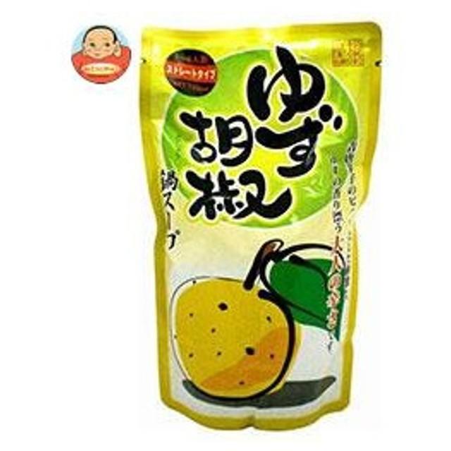 松屋栄食品本舗 ゆず胡椒鍋スープ 720ml×12袋入