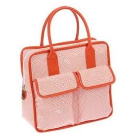 GHERARDINI ゲラルディーニ GH0201 TP/D.WHITE/CORALLO 手提げバッグ レディース 手提げバッグ