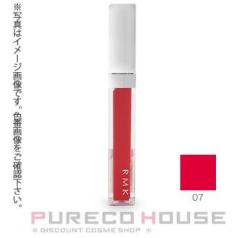 RMK カラー リップ グロス 5.5g #07 レッドフラッシュ【メール便可】