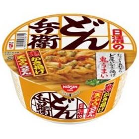 日清食品 日清のどん兵衛 かき揚げ天ぷらうどん 97g 1ケース(12食)