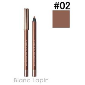 ルナソル LUNASOL シャイニーペンシルアイライナー #02 Copper Brown 1.3g [800003]【メール便可】