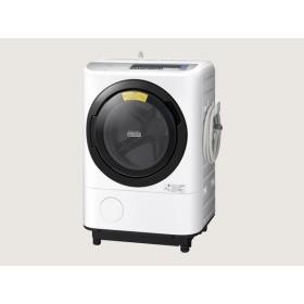 日立 11kgドラム式洗濯乾燥機 ヒートリサイクル 風アイロン ビッグドラム BD-NV110BL (左開き)