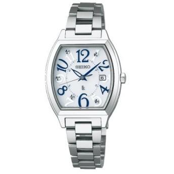 セイコー SEIKO 腕時計 レディース SSVW091 LUKIA ルキア