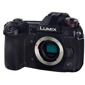 パナソニック ミラーレス一眼カメラ「LUMIX DC-G9」ボディ Panasonic DC-G9-K 返品種別A