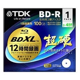 TDK製 ブルーレイディスク 1枚パック BRV100HCPWB1A