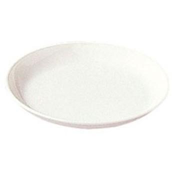 エンテック ポリプロピレン食器 白 給食皿16cm No.1712W RKY39