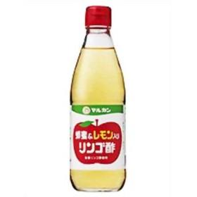 マルカン 蜂蜜&レモン入りリンゴ酢 360ml