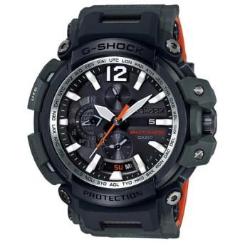 カシオGショック グラビティマスターGPW-2000-3AJF モバイルリンク機能搭載 GPSハイブリッド電波ソーラー腕時計 Master in OLIVE DRAB メンズ 国内正規品