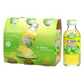 【A】【6本セット】 C1000ビタミンレモン クエン酸&ローヤルゼリー(140ml×6本入)