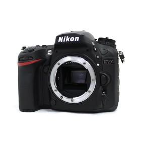 Nikon デジタル一眼レフ D7200 ボディ