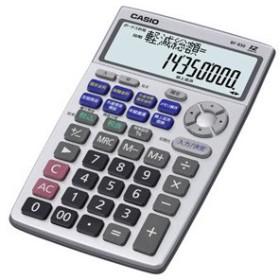 カシオ 金融電卓 12桁 BF-850 返品種別A