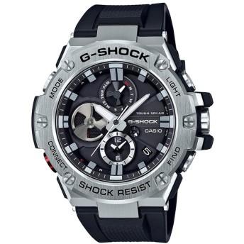 カシオ CASIO 腕時計 G-SHOCK ジーショック G-STEEL スマートフォンリンクモデル GST-B100-1AJF