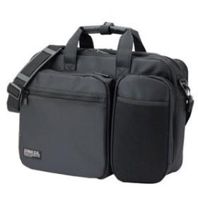 クラウン カジュアルビジネスバッグ 黒 CR-BB749-B