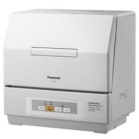 パナソニック Panasonic プチ食洗 NP-TCM2-W 食器洗い乾燥機 新品 送料無料