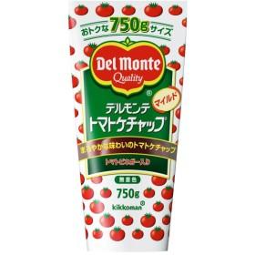デルモンテトマトケチャップ マイルド 750g