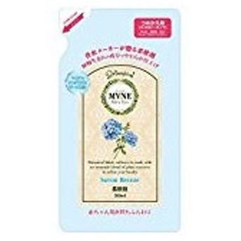 SPRジャパン MVNE(ミューネ) 柔軟剤 シャボンブリーズの香り 詰替用 500mL