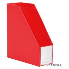セキセイ ボックスファイル レッド AD-2650-20 レッド