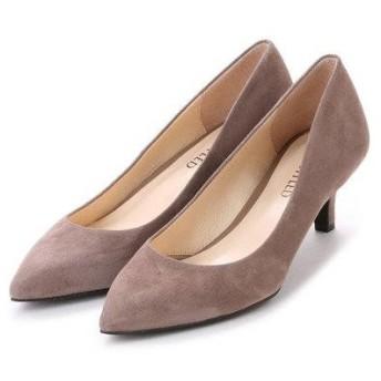 アンタイトル シューズ UNTITLED shoes パンプス UT4101 (オークスエード)