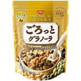【MA】 日清シスコ ごろっとグラノーラ きなこ仕立ての充実大豆 (500g)
