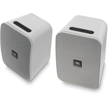 JBL CONTROL X WIRELESS ホワイト Bluetooth搭載 コンパクトスピーカー