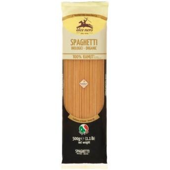アルチェネロ 有機カムット・スパゲッティ 500g 代引不可