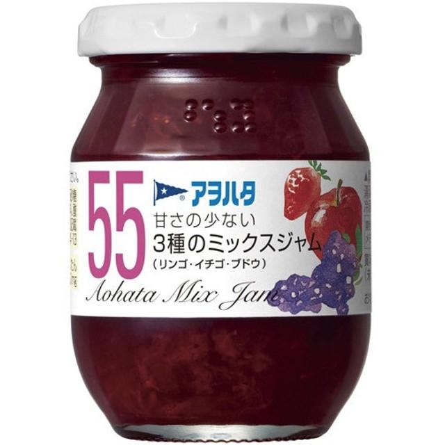 アヲハタ 3種のミックスジャム 170g 代引不可