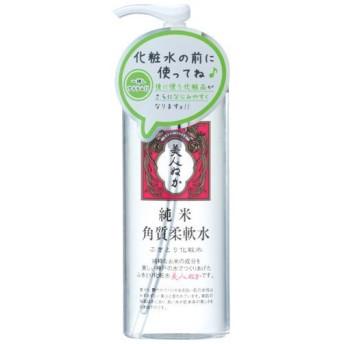美人ぬか 純米 角質柔軟水 ふきとり化粧水 198ml