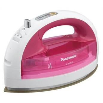 Panasonic コードレススチームアイロン NI-WL500-P