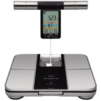 【あすつく】オムロン OMRON 体重計 ダイエット判定機能付き HBF-701 体重体組成計 カラダスキャン