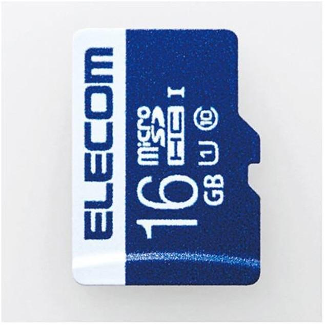 エレコム データ復旧microSDHCカード(UHS-I U1) MF-MS016GU11R [MFMS016GU11R]