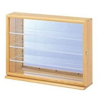 ナカバヤシ コレクションケース ワイド 透明アクリル棚板タイプ CCM-202NM