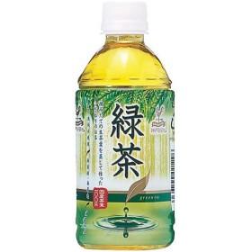【ケース販売】神戸居留地 緑茶 350ml×24本 代引不可