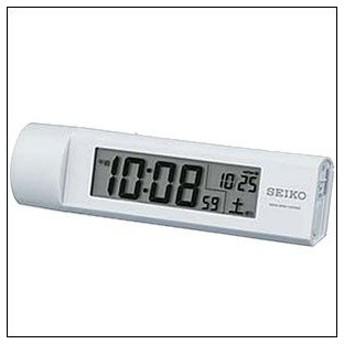 【送料無料】SEIKO セイコー クロック SQ765W 目覚まし時計