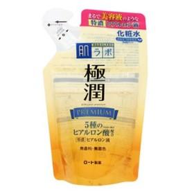 ロート製薬 肌研 ハダラボ 極潤 プレミアム ヒアルロン液 つめかえ用 (170mL) 詰め替え用 ゴクジュン 保湿化粧水