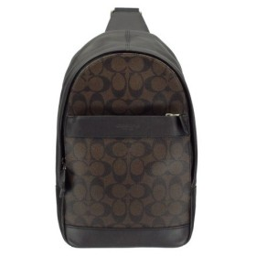 COACH OUTLET コーチ アウトレット ボディバッグ F54787 MA/BR シグネチャー
