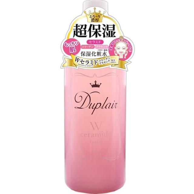 岡インターナショナル Duplair(デュプレール) セラミド化粧水 500ml