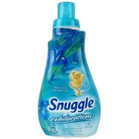 スナッグル(Snuggle) エグジラレーション ブルーアイリス&バンブーシルク 946ml