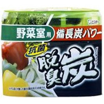 エステー 脱臭炭 野菜室用 (140g+2g)
