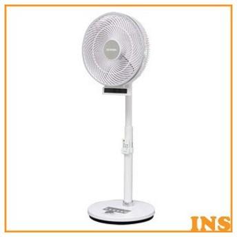 扇風機 おしゃれ 人感センサー付首振り扇風機 LFDJ-301K アイリスオーヤマ
