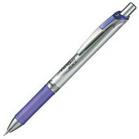 ぺんてる エナージェルシャープペンシル 0.5mm (軸色:バイオレット) PL75−V 1本