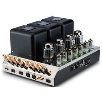 マッキントッシュ 真空管パワーアンプ(75W+75W Tube Stereo/ Mono Power Amplifier) McIntosh MC275VI (version6) 返品種別A