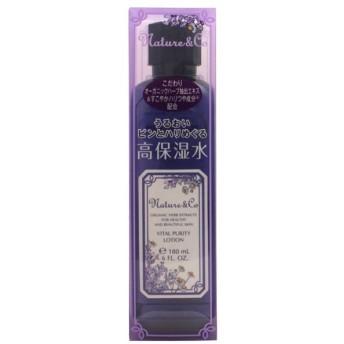 Nature & Co/バイタルピュアリティ ローション(フローラルハーブの香り) 化粧水