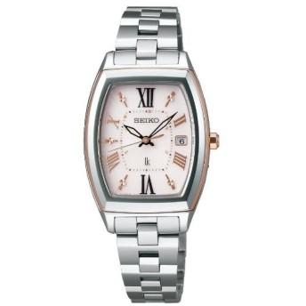 セイコー SEIKO 腕時計 SSQW032 LUKIA ルキア レディース