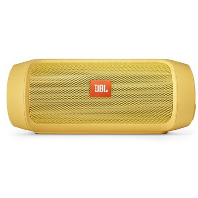 JBL Bluetoothスピーカー CHARGE2+ IPX5防水機能 ポータブル ワイヤレス対応 CHARGE2PLUSYEWJN イエロー 新品 送料無料